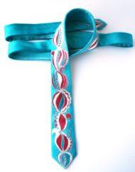 Skinny Necktie – Retro Diner