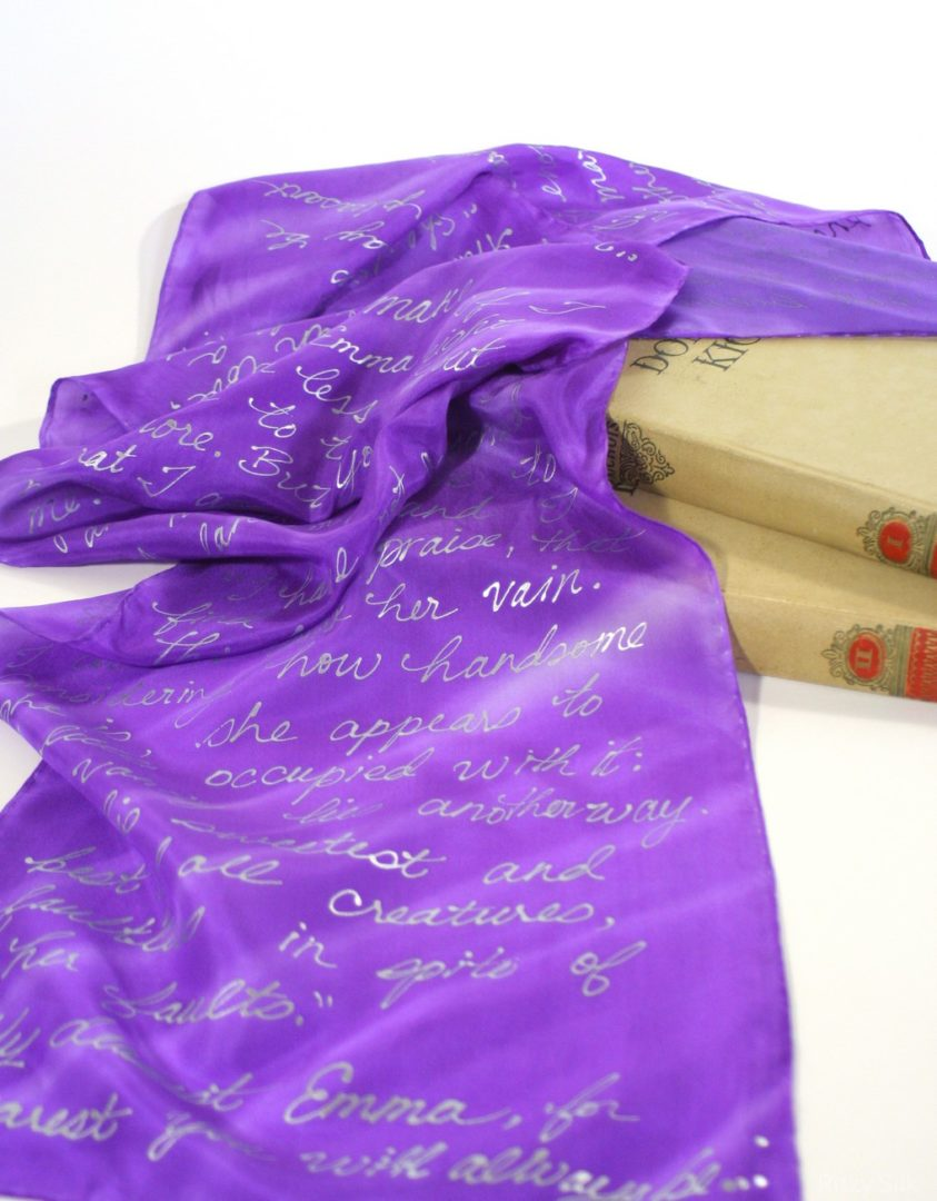 Book Scarf
