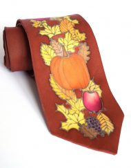 Dapper Leaves Tie