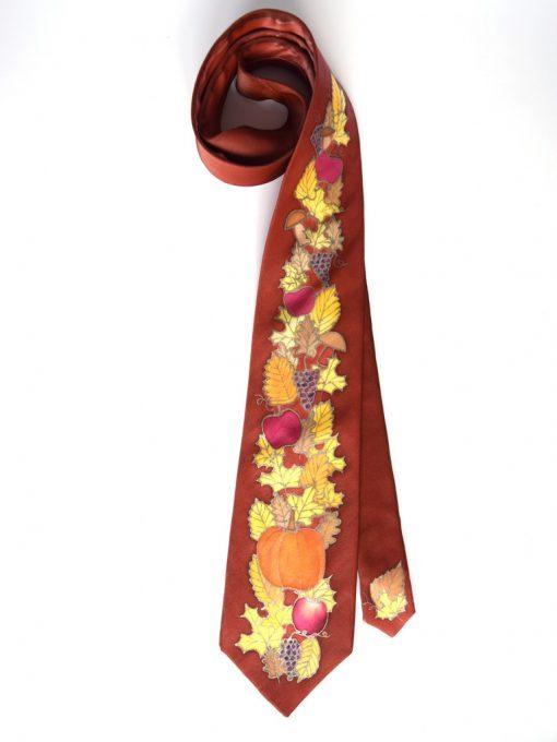 Dapper Leaves Tie