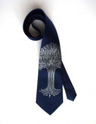 White Tree Tie